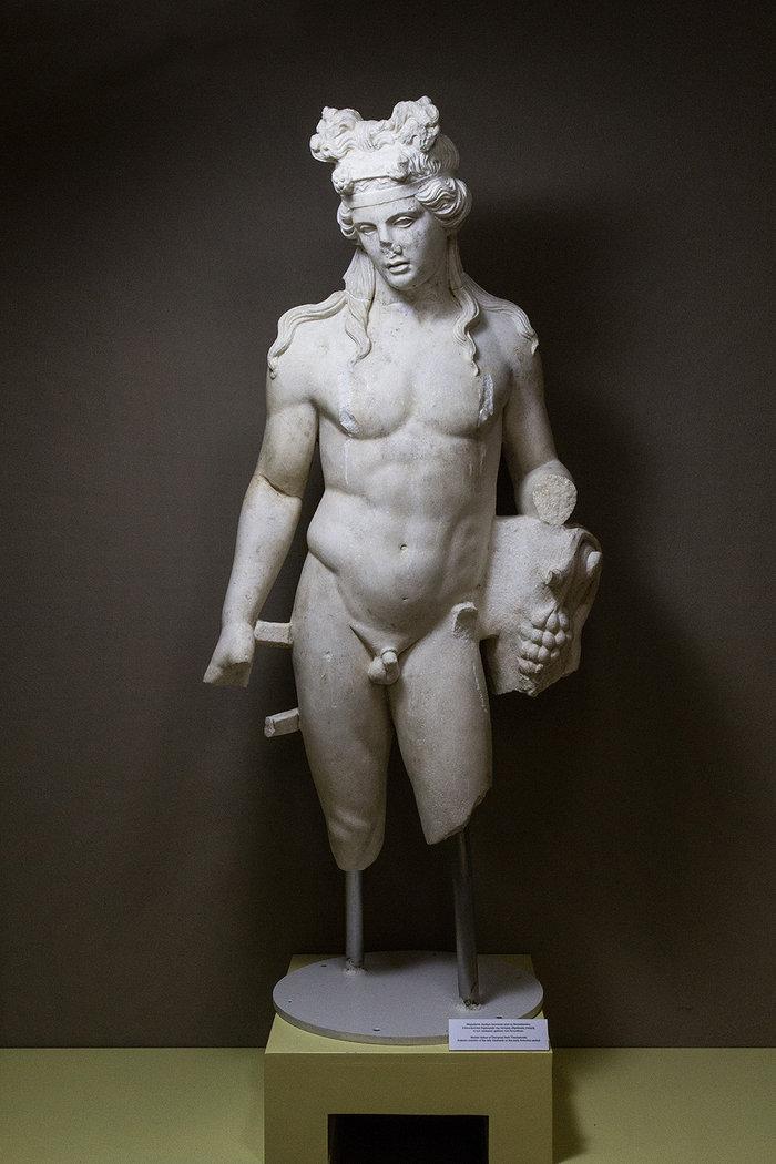 Μύθοι και ήρωες από την Ελλάδα στο Μουσείο της Ινδιανάπολης - εικόνα 6