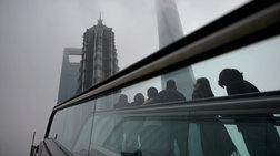 Κατέρρευσε κτίριο στη Σανγκάη
