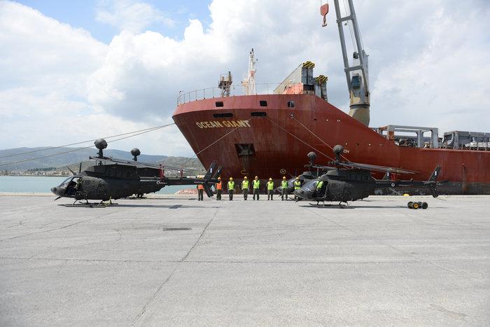 Στην Ελλάδα τα 70 ελικόπτερα αναγνώρισης από τις ΗΠΑ [φωτό]