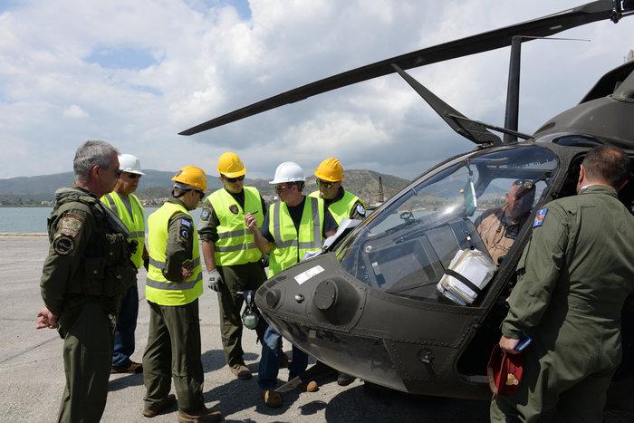 Στην Ελλάδα τα 70 ελικόπτερα αναγνώρισης από τις ΗΠΑ [φωτό] - εικόνα 2