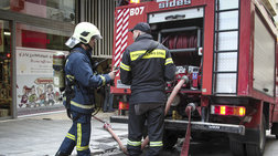 Θεσσαλονίκη: Μικρής έκτασης φωτιά σε εργοτάξιο του Μετρό