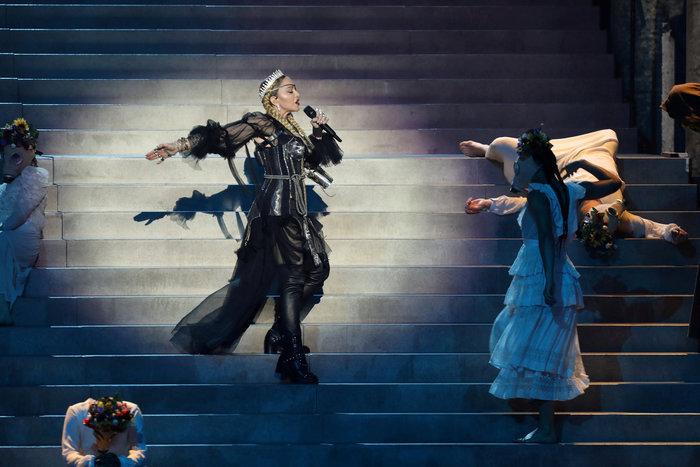 Eurovision 2019: Οργή EBU κατά της Μαντόνα - Πώς ξεγέλασε τους διοργανωτές - εικόνα 2