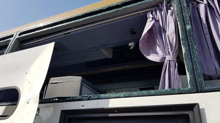 Τραυματίες στην έκρηξη σε τουριστικό λεωφορείο στις  Πυραμίδες της Αιγύπτου