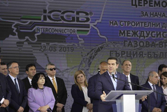 Τη σημασία του αγωγού IGB υπογράμμισαν Τσίπρας - Μπορίσοφ - εικόνα 2