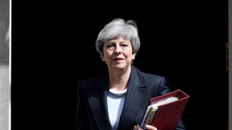 Brexit: Απομάκρυνση της Μέι οργανώνουν βουλευτές και υπουργοί