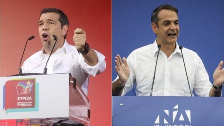 Η «μάχη της εξέδρας» με στόχο τους αναποφάσιστους ψηφοφόρους