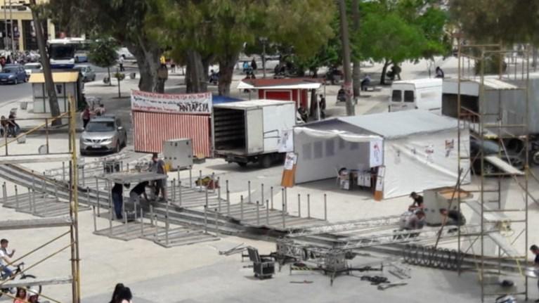 Αλλαγή σχεδίων για την ομιλία Τσίπρα στο Ηράκλειο