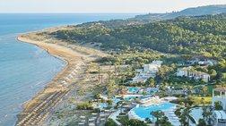 Grecotel Riviera Olympia & Aqua Park: Επί γης (παιδικός) παράδεισος