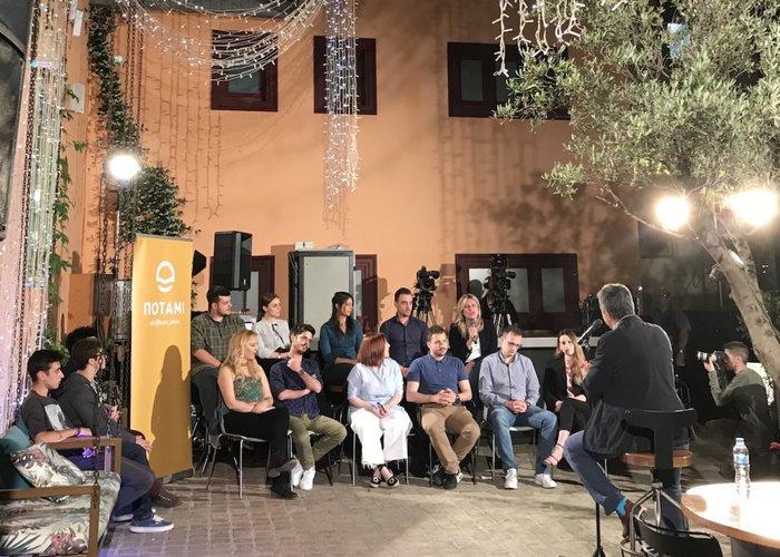 Η συζήτηση του Σταύρου Θεοδωράκη με 20 αναποφάσιστους νέους