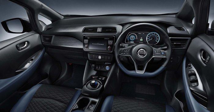 H Autech δημιούργησε ένα ξεχωριστό Nissan LEAF