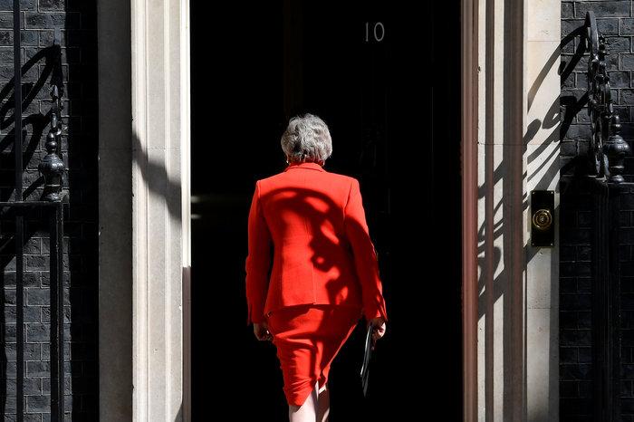 Τερέζα Μέι: Παραιτούμαι από την ηγεσία των Τόρις στις 7 Ιουνίου - εικόνα 3