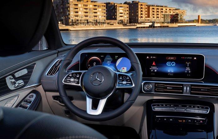 Ανακοινώθηκε η τιμή της Mercedes-Benz EQC στην ελληνική αγορά - εικόνα 2