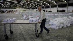 Θεσσαλονίκη: Διπλάσιο το εκλογικό υλικό λόγω πολλών υποψηφίων
