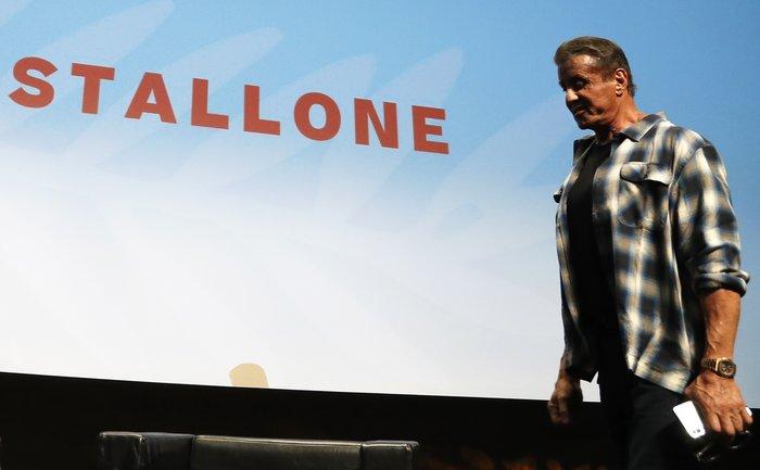 Στις Κάννες ο Σταλόνε - Αποκάλυψε το σενάριο του νέου «Ράμπο» - εικόνα 2