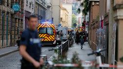 Έκρηξη σε κεντρικό σημείο της Λιόν - Τουλάχιστον 8 τραυματίες