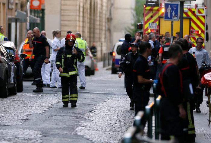 Έκρηξη σε κεντρικό σημείο της Λιόν - Τουλάχιστον 8 τραυματίες - εικόνα 2