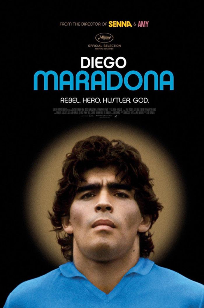 «Diego Maradona»: Νέο ντοκιμαντέρ για το θρύλο του ποδοσφαίρου