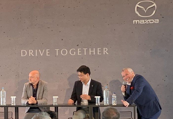 10+1 πράγματα που μάθαμε στην παρουσίαση της Mazda στην Ελλάδα