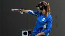 Εκτός τελικού στο sport πιστόλι η Κορακάκη