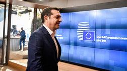 Στις Βρυξέλλες ο Τσίπρας: Τι θα πει στο δείπνο των ηγετών της ΕΕ