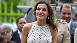 Η βασίλισσα Λετίθια της Ισπανίας έγινε κούκλα!