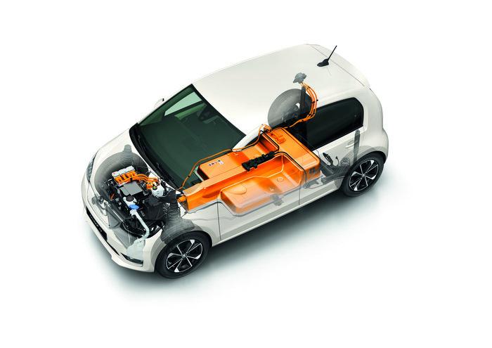 CITIGOe iV: Το μικρό ηλεκτρικό μοντέλο της SKODA έχει αυτονομία 265 χλμ.