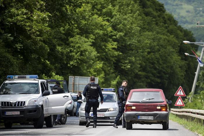 Εκτονώνεται η ένταση στο βόρειο Κόσοβο - 29 συλλήψεις - εικόνα 2