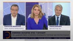 ΝΔ και ΣΥΡΙΖΑ για «άστοχες» δηλώσεις και διαγραφές
