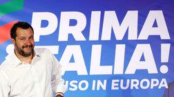 Προβάρει... κοστούμι πρωθυπουργού ο Σαλβίνι