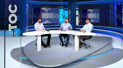 Ζαχαριάδης & Ιωαννίδης στο Toc: Μιλούν για Δικαιοσύνη, παροχές και εκλογές