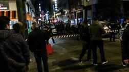 Επίθεση κατά αστυνομικών με μπουκάλια και πέτρες στον Εύοσμο