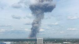 Ρωσία: Στους 42 οι τραυματίες από έκρηξη σε εργοστάσιο