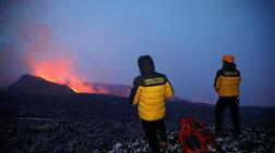 «Ξύπνησε» το ηφαίστειο της Αίτνας και εκτοξεύει λάβα