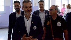 Θεσσαλονίκη: Εκλογή έκπληξη του Κ. Ζέρβα με 66,8%