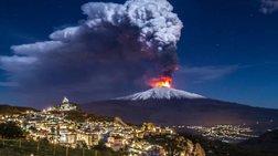 Αίτνα: ο συγγραφέας Φώτης Βλαστός για το ηφαίστειο-σύμβολο