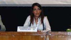 Η Μερόπη Υδραίου η 2η αιρετή γυναίκα στην ιστορία της Κέρκυρας