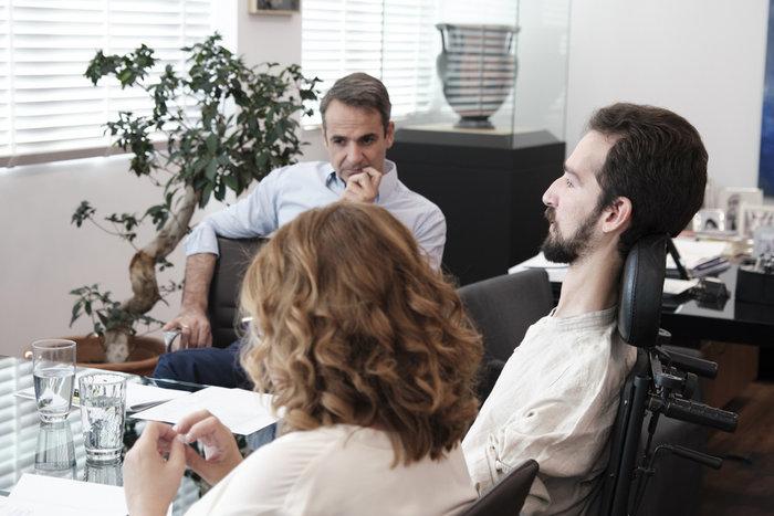 Η συνάντηση Μητσοτάκη με τους νέους ευρωβουλευτές της ΝΔ - εικόνα 5