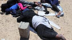 MSF: Παγιδευμένοι στην κόλαση της Λιβύης 6.000 μετανάστες