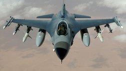 Νέα υπερπτήση πάνω από το Αγαθονήσι από τουρκικό F-16