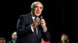 Αντιπρόεδρος του ΕΛΚ ο Β. Μειμαράκης