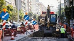 Τι λέει η Περιφέρεια Αττικής για τα έργα στη Λεωφόρο Συγγρού