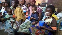 Guardian: Σχεδόν οι μισοί θάνατοι παιδιών στην Αφρική είναι από πείνα