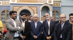 Στο ισλαμικό τέμενος στον Βοτανικό ο Γαβρόγλου