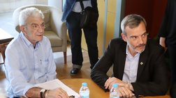 Ζέρβας: Δεν ζήτησα ποτέ χρίσμα από κάποιο κόμμα
