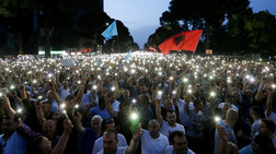 Κρίση στην Αλβανία: Σε τροχιά ανοιχτής μετωπικής σύγκρουσης Μέτα - Ράμα