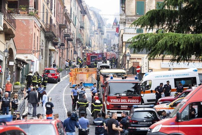 Ιταλία: 5χρονο κοριτσάκι μεταξύ των 10 τραυματιών από έκρηξη φυσικού αερίου