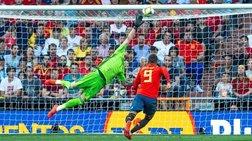 Μεγάλη νικήτρια στο ντέρμπι του 6ου ομίλου η Ισπανία