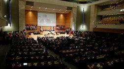 """ILO: Ο Μακρόν καταγγέλλει τον """"καπιταλισμό που τρελάθηκε"""""""