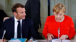 Ο Μακρόν υποστηρίζει Μέρκελ για προεδρία της Κομισιόν