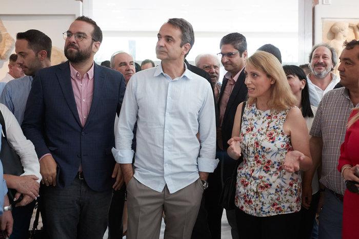 Νέο άνοιγμα Μητσοτάκη σε ψηφοφόρους των ΚΙΝΑΛ - Ποταμιού